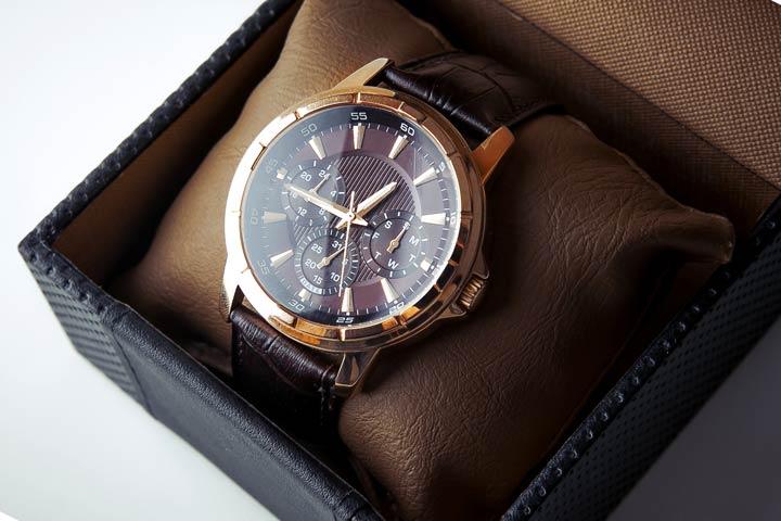 Armbanduhr als Geschenk