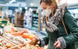 Einkaufen in Zeiten der Pandemie