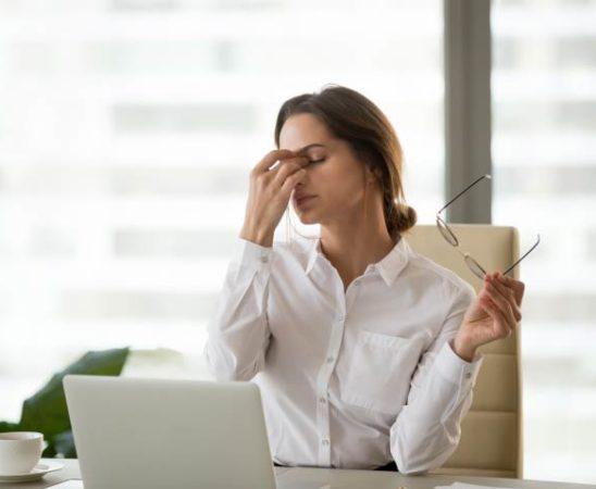 Augen am PC schützen
