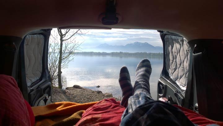 Chiemsee Camping