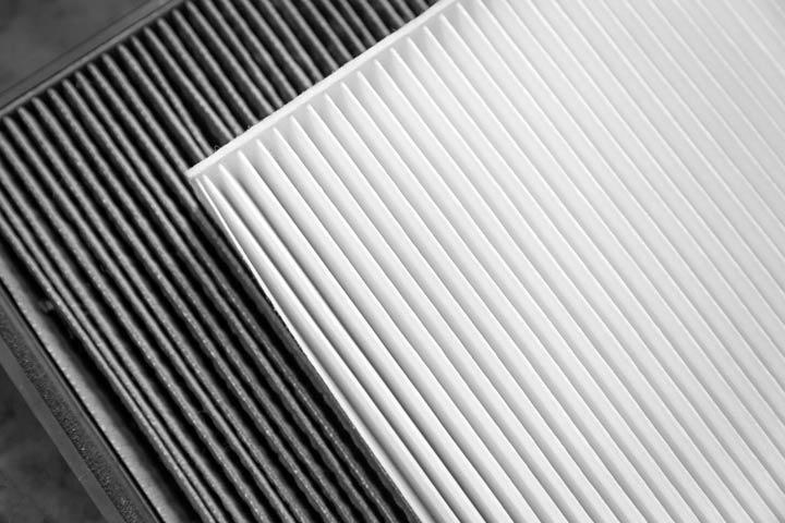 Filter der Luftfilter