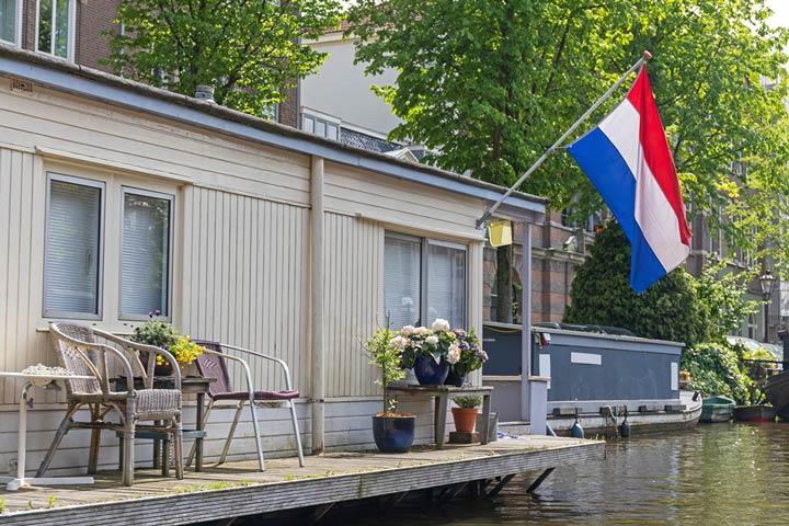 Hausboottouren durch Frankreich