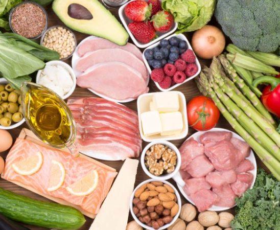 Low-Carb Ernährung