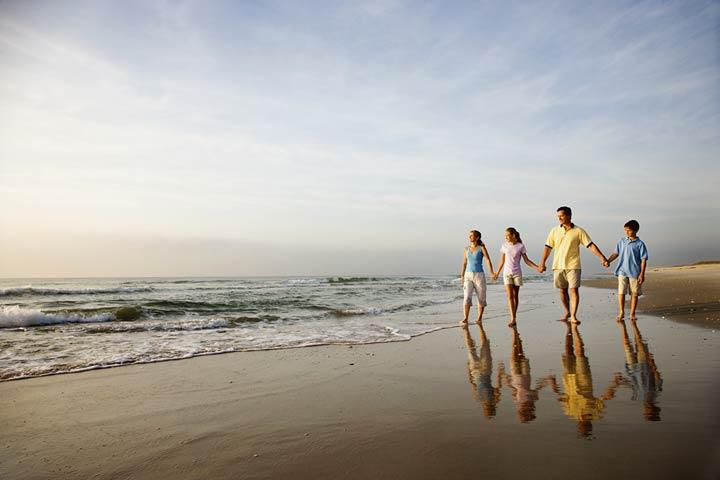 Die Nordsee ist eine beliebte Alternative zur Ostsee