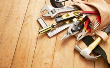 Diese Werkzeuge sollte jeder Heimwerker zu Hause haben
