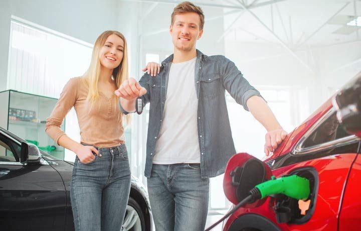 Elektroauto kaufen