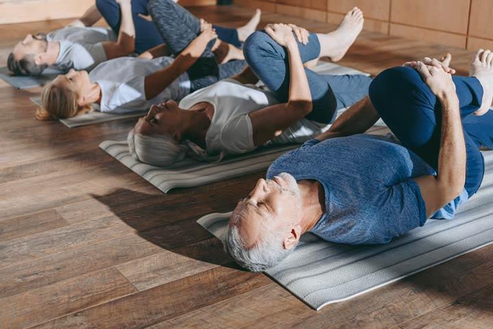 Für wen Yoga geeignet ist