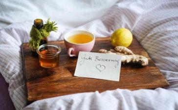 Omas Hausmittel gegen Erkältungen