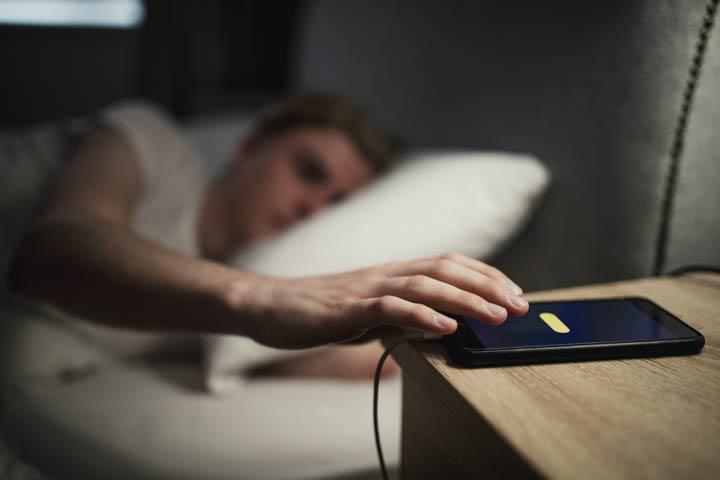 Die Snooze-Taste soll die Aufwachzeit verlängern