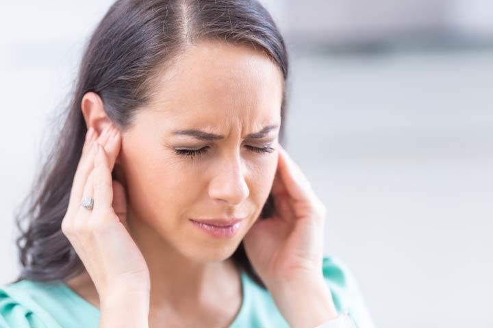 Ursachen von Ohrenschmerzen