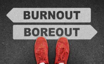 Boreout und Burnout