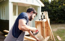 Gartenhaus in Eigenregie bauen