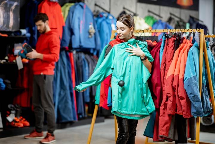 Kleidung passend zur Sportart wählen