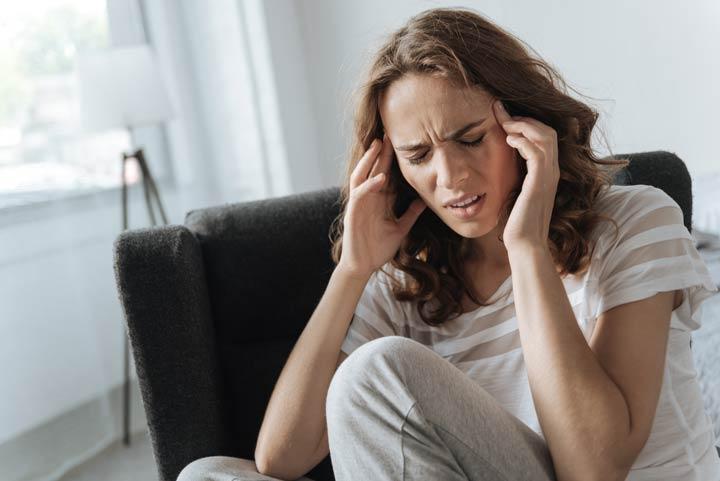 Migräne verursacht verschiedene neurologische Symptome