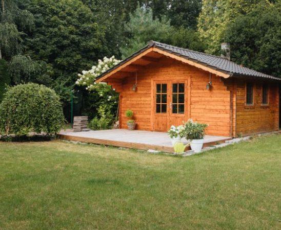 Nutzungsarten Gartenhaus