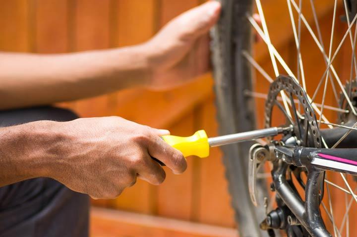 Fahrrad – Check-Up