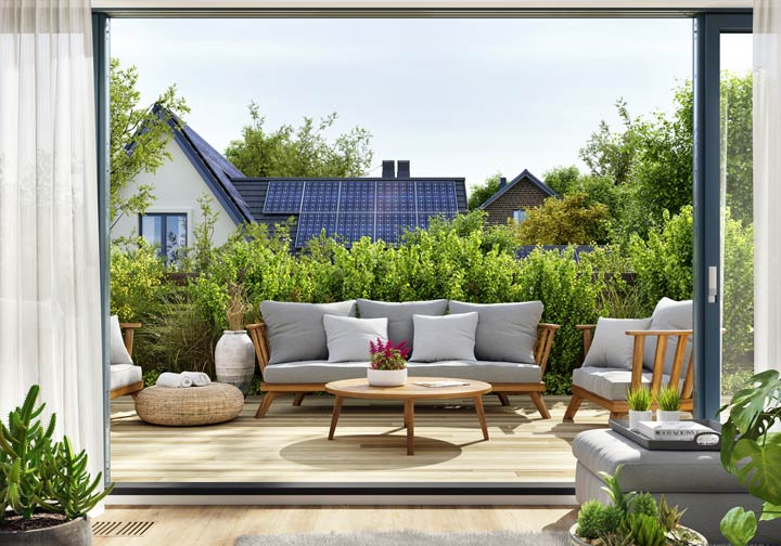 Gartenmöbel von besonders hoher Produktqualität