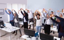 Gesundheit am Arbeitsplatz fördern