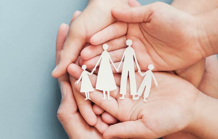 Sinnvolle Versicherungen für Familien