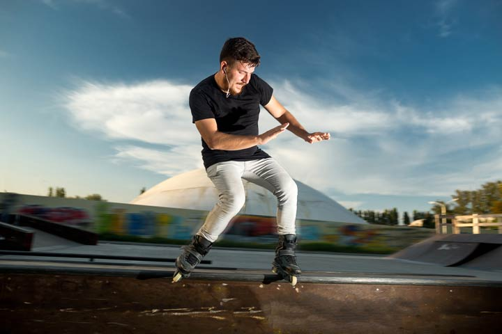 Stunt Skates
