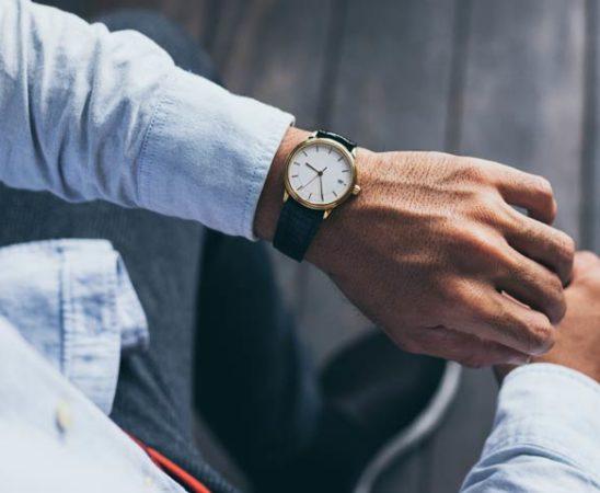 Warum Armbanduhren nie aus der Mode kommen