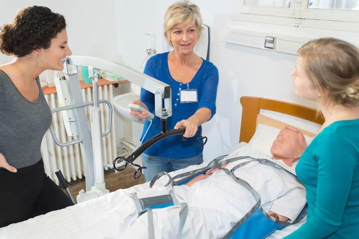 Ausbildung zur Pflegekraft