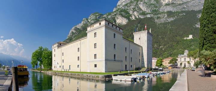 Burg Rocca in Riva del Garda