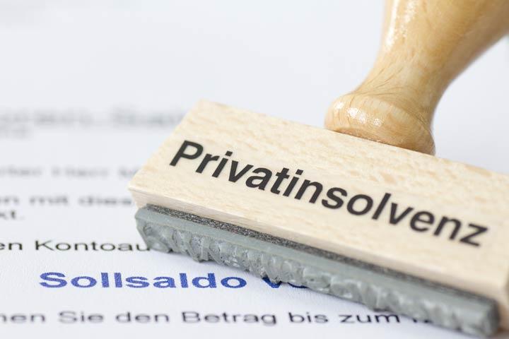 Die private Überschuldung in Deutschland nimmt zu
