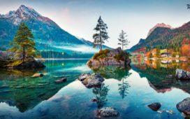 Die schönsten Seen in Bayern