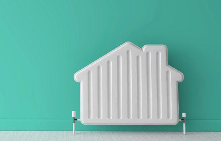 Heizungsformen für das Eigenheim