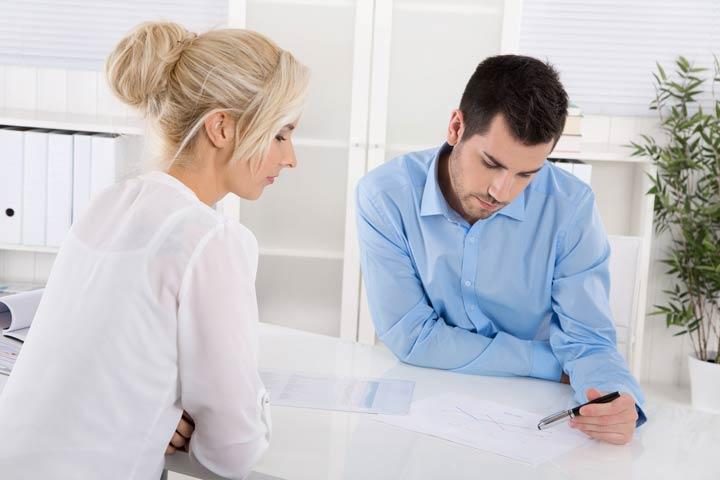 Kombination aus Berufsunfähigkeits-Zusatzversicherung sowie Risikolebensversicherung