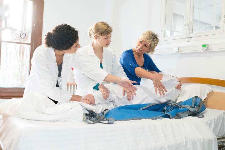 Pflegekräfte müssen sich modernisieren