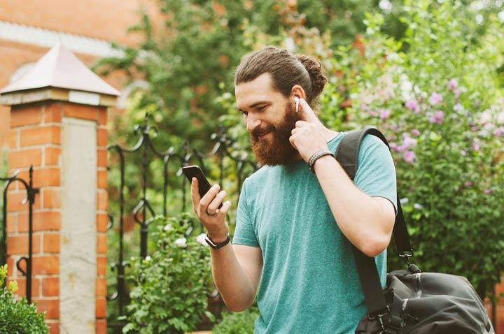 Soundqualitaet von Bluetooth-Kopfhörern