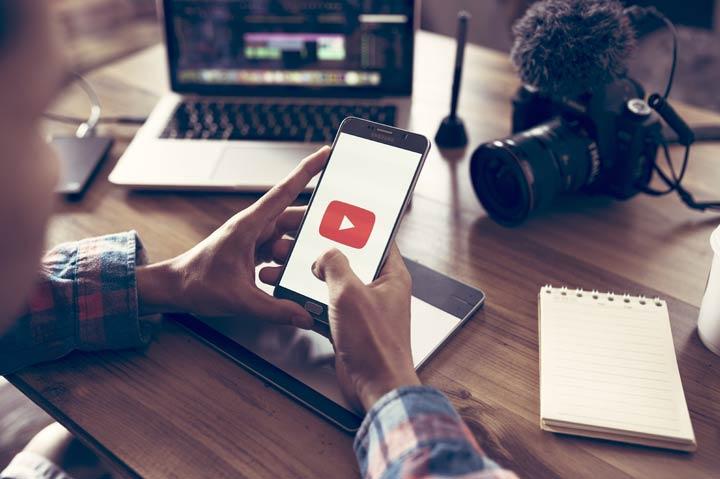 YouTube Videos erstellen