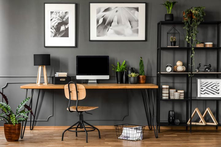 Zweck Home-Office