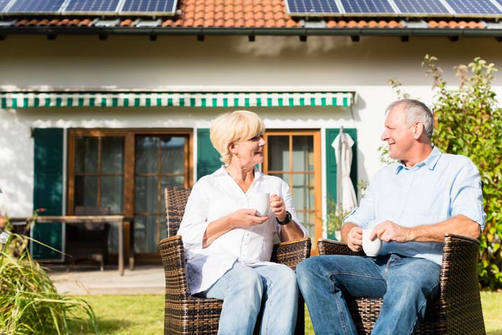 Immobilienrente als Altersvorsorge