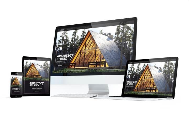 Webseite als Imagepflege