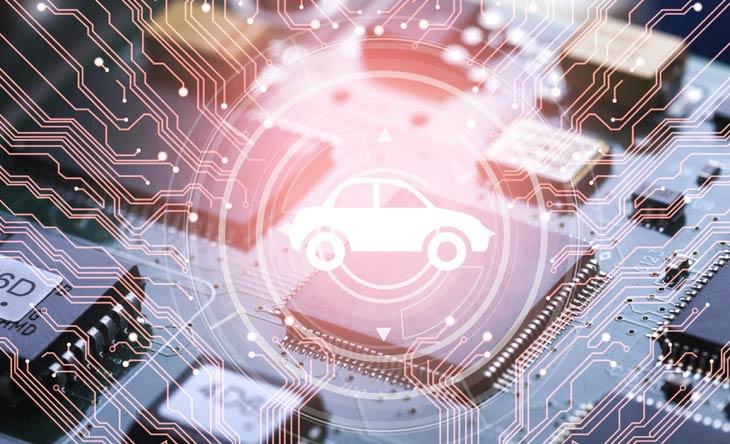 Dauerhafter Chipmangel – Autoabsatz bricht ein