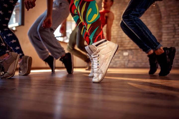 Jazz Dance in Tanzschule