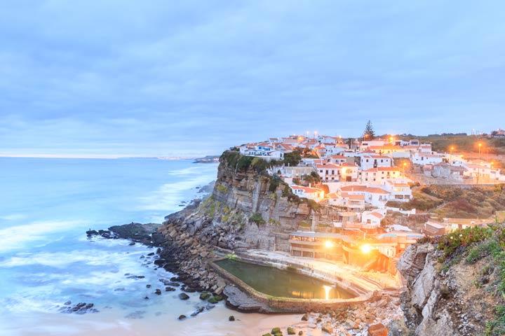 Portugal im Winter