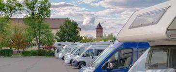 Überwinterung Caravane und Wohnmobile