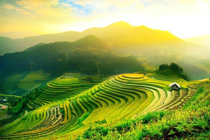 Winterurlaub in Vietnam