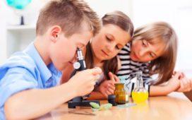 Experimentierkästen für Kinder