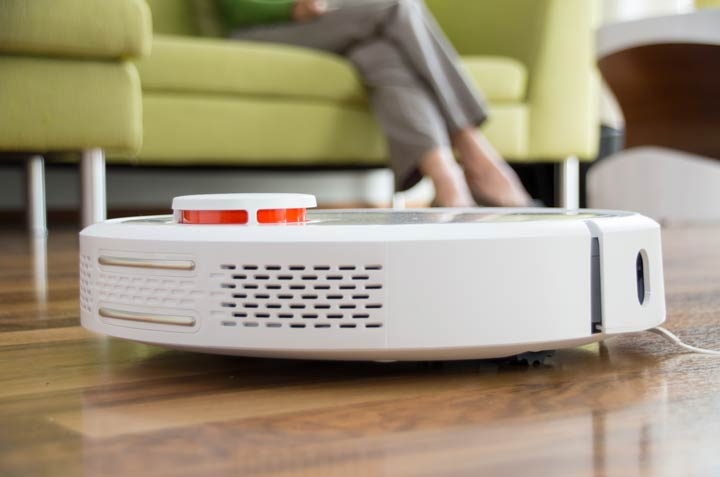 Integrierte Sensoren zur Orientierung im Raum