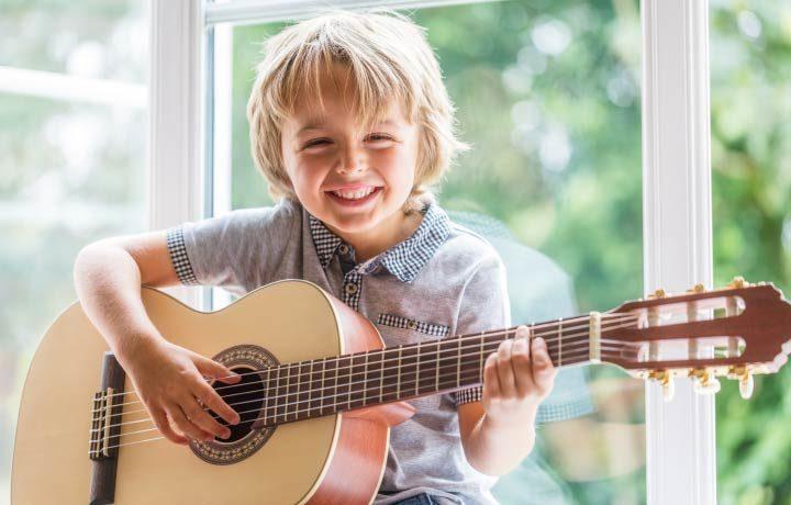 Kindergitarre